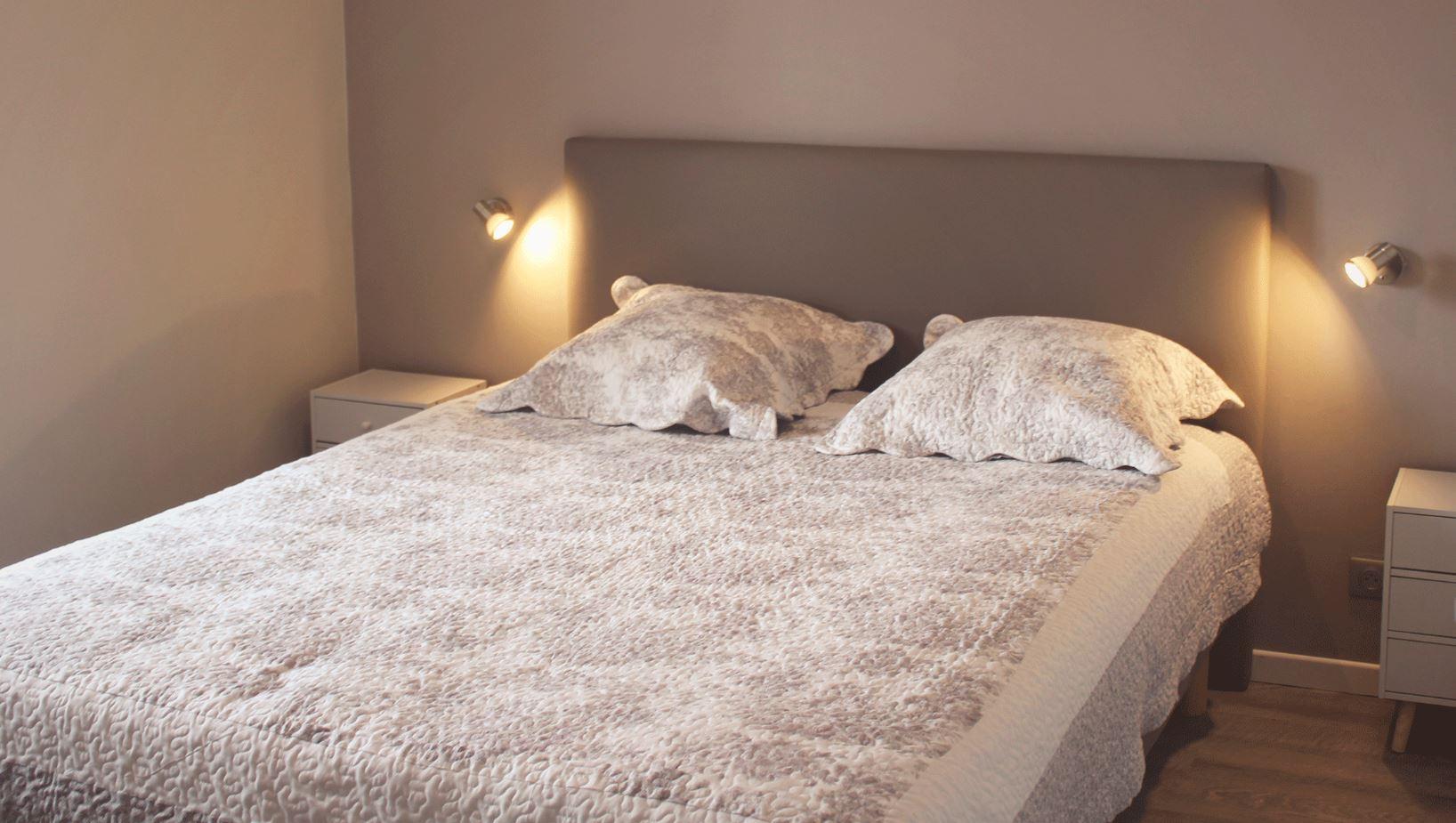 The bedroom #3