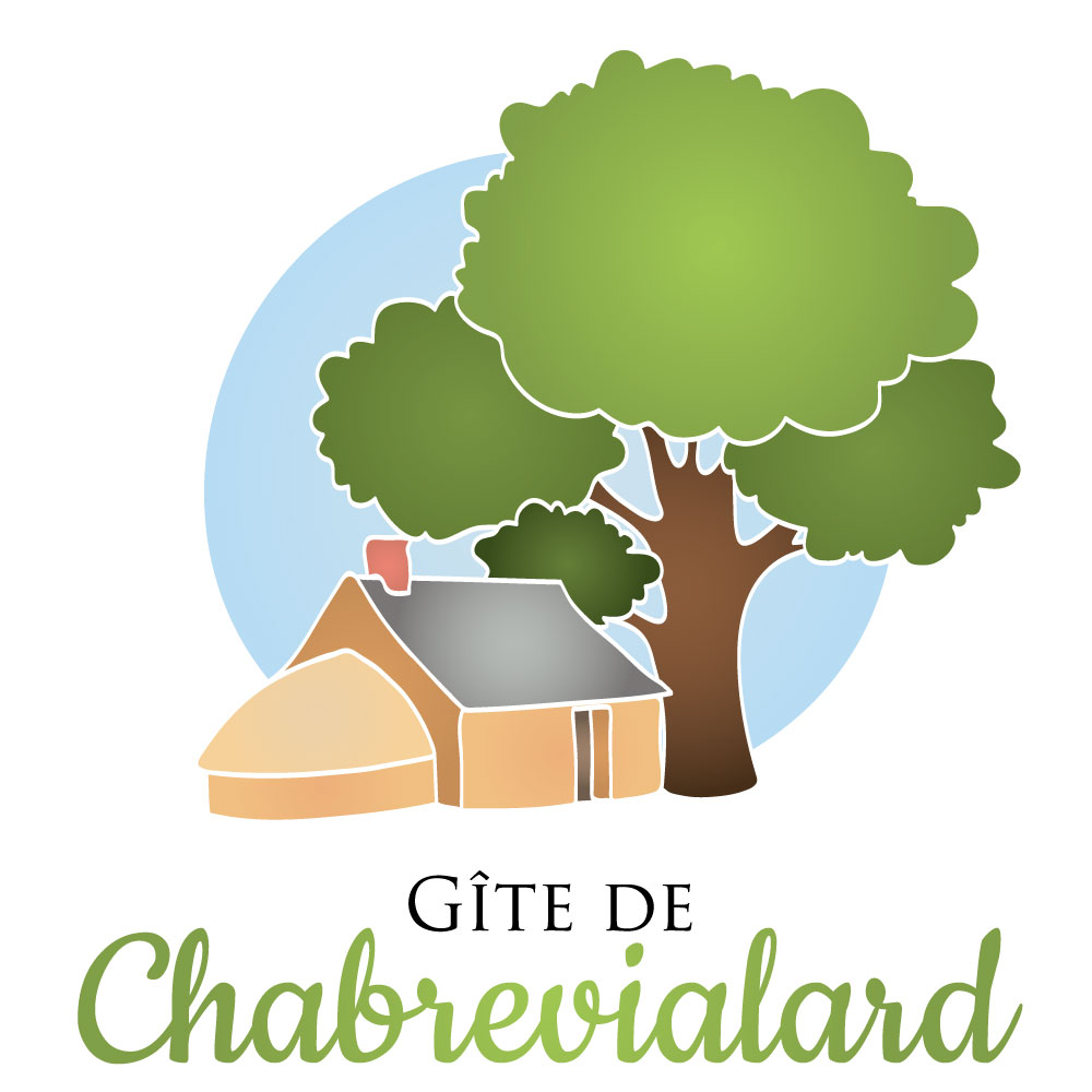 Location Gîte Dordogne vacances Chabrevialard Logo