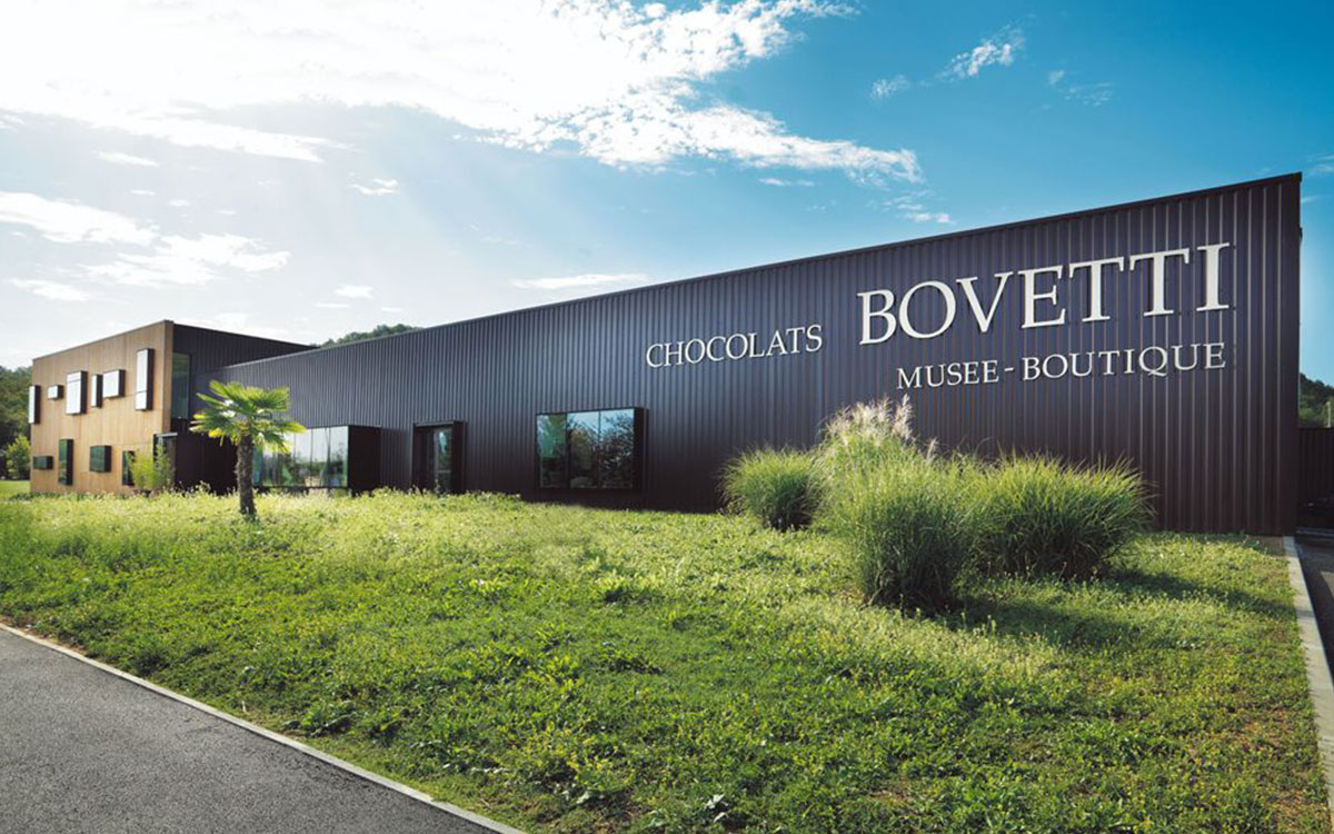 The Chocolate Museum Bovetti